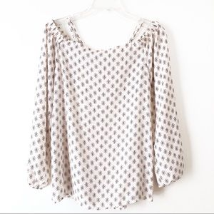 Women's Pleione Off The Shoulder Ivory Blouse
